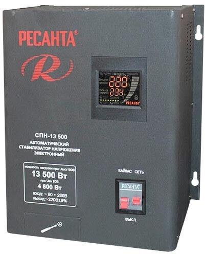 Релейный стабилизатор для сетей с низким напряжением